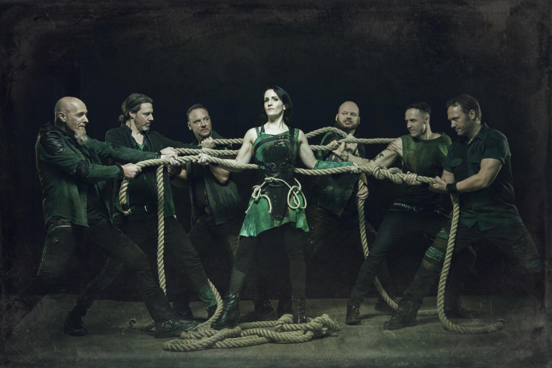 Van Canto - Acapella-Metal in Höchstform mit neues album